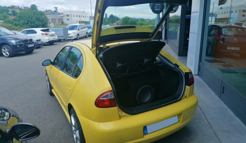 Seat Leon FR 150Cv full