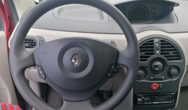 Renault Modus 1.5dCi full