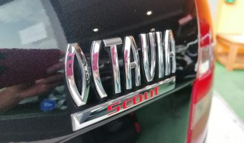 Skoda Octavia Scout 2.0 full