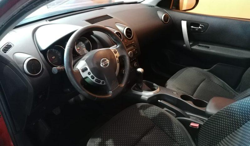 Nissan Qashqai 1.6 full