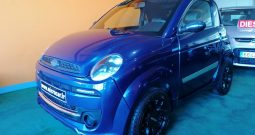 MICROCAR DUE BLUE LIMITED EDITION