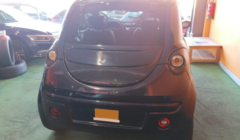 MICROCAR DUE BLUE LIMITED EDITION full