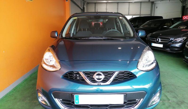Nissan Micra Tekna 1.2 80cv full