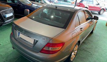 Mercedes C 220CDI 170cv full