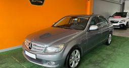 Mercedes C 220CDI 170cv