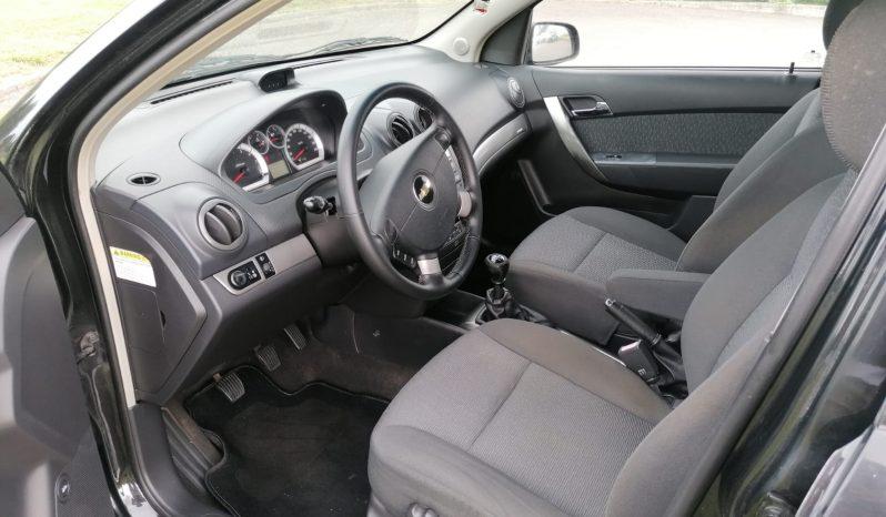Chevrolet Aveo LT 1.4 full