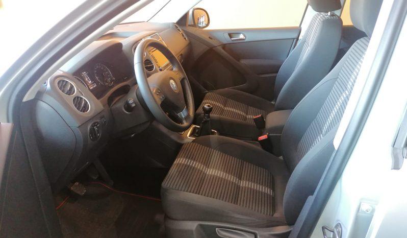 Volkswagen Tiguan 2.0TDi 140cv full